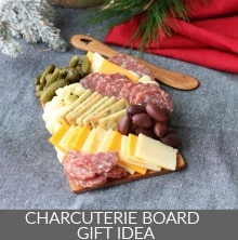 Charcuterie Board Gift Idea