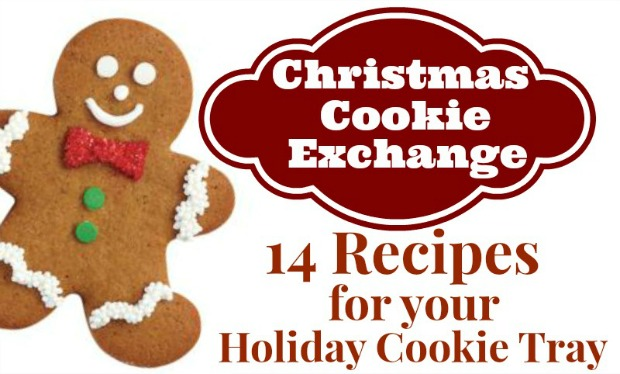 Christmas Cookie Exchange on HoosierHomemade.com