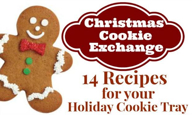 Christmas Cookie Exchange on HoosierHomemade.com