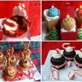 Christmas Cupcakes 2010