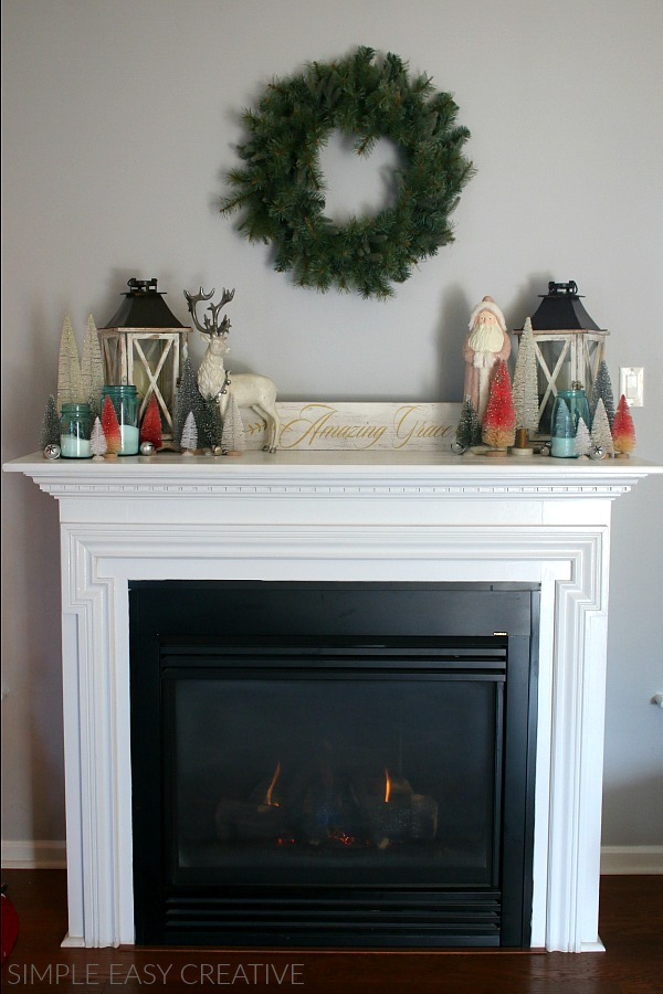 Christmas Decorating Ideas for Living Room and Foyer ...