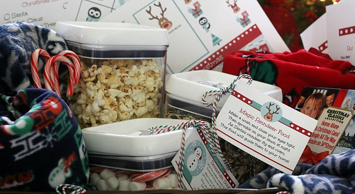 Gift Basket Themes: 100 Days of Homemade Holiday Inspiration