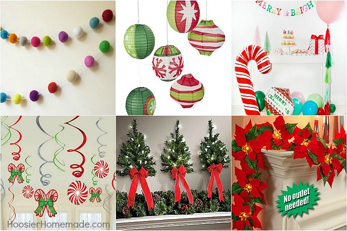 christmas party decorating ideas - Christmas Party Decorations