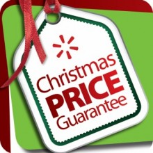 Christmas Price Guarantee