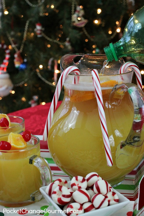 Holiday Alcoholic Drinks With Cranberry