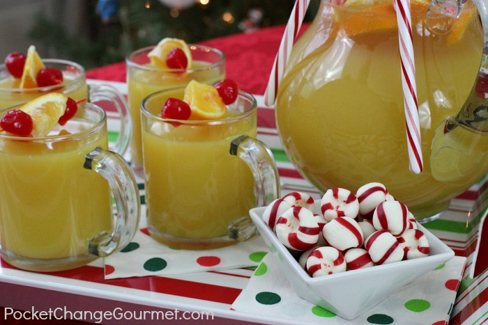Citrus Fizz Punch Recipes — Dishmaps