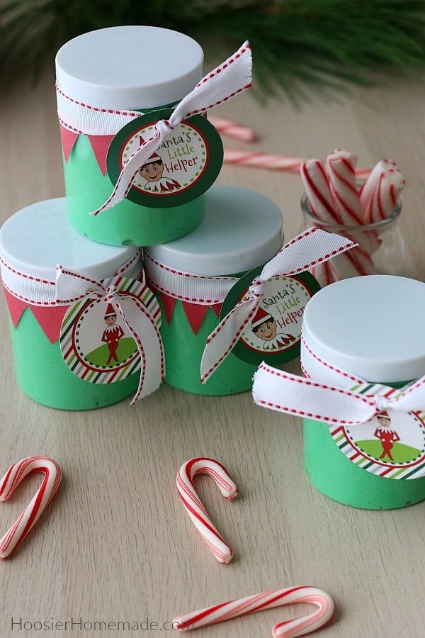 Christmas Slime Elf Snot