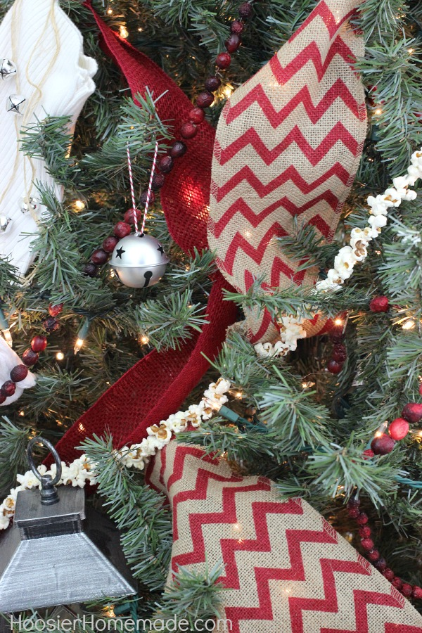 Christmas Tree Pull Up