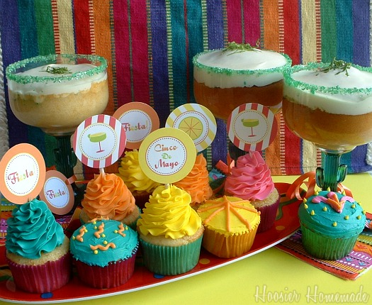 Margarita Cupcakes For Cinco De Mayo Hoosier Homemade