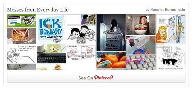 Clorox Pinterest Board