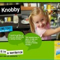 Clorox-Slobby Knobby