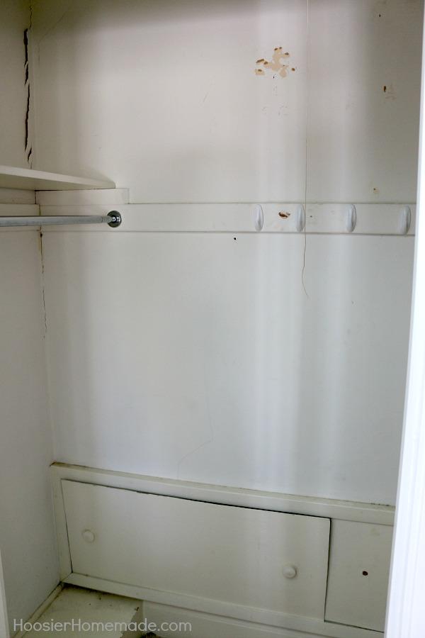 Closet Inside
