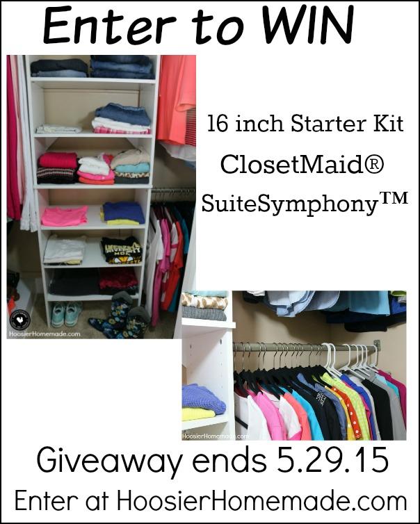 ClosetMaid Giveaway