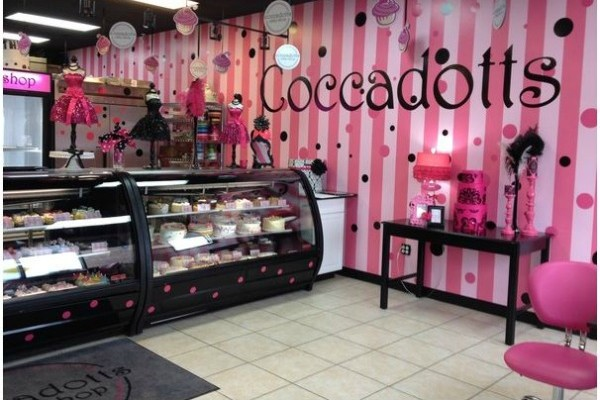 Coccadotts Cupcake Shop