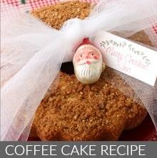 Coffee Cake Gift Idea