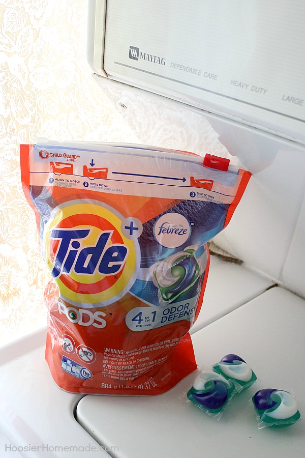 College Essentials with Tide