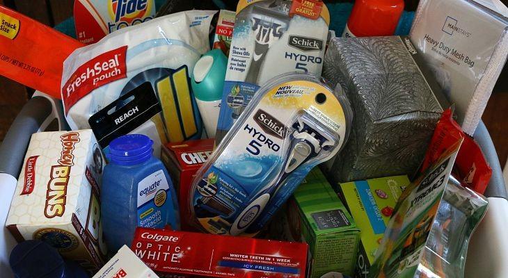 College Essentials Gift Basket.feature