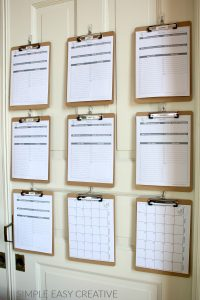 Daily System with Free Printable To Do List