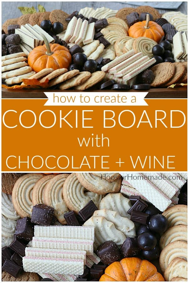 How to Create a Cookie Board
