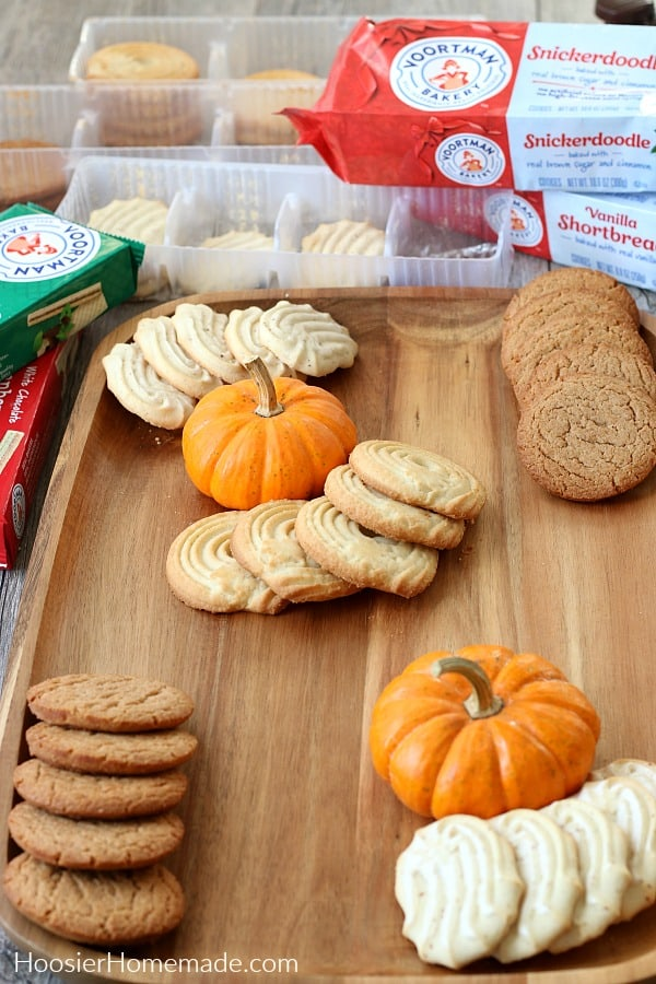 Cookie Board with Voortmans cookies