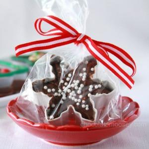 Cookie Cutter Fudge :: HoosierHomemade.com