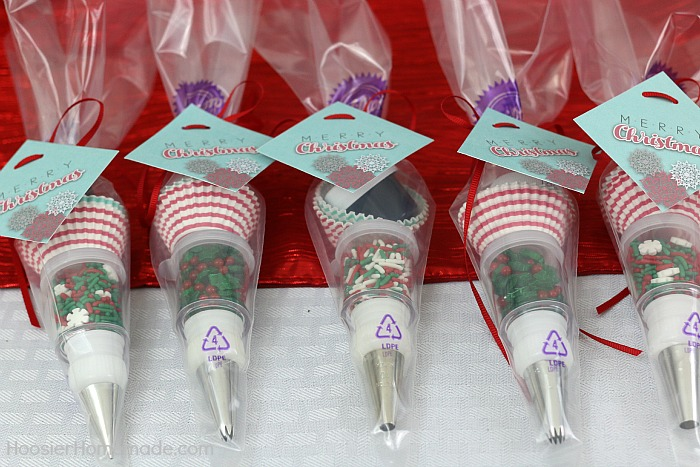 Mini Decorating Kit Party Favor