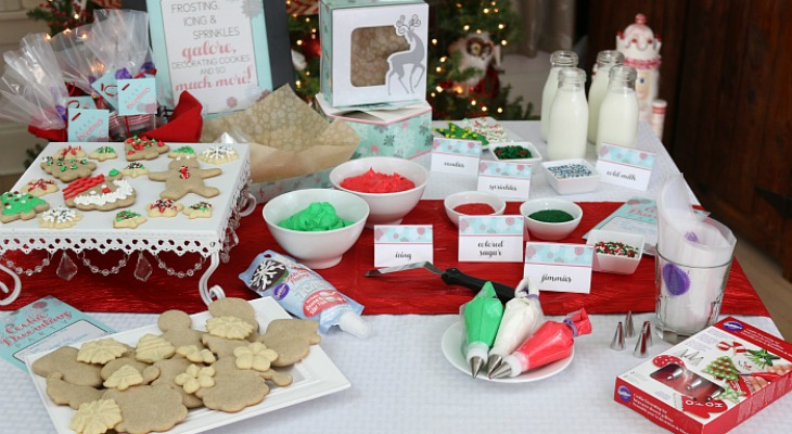 Cookie Decorating Party Printables Hoosier Homemade
