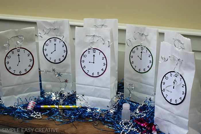 New Year's Eve Bags