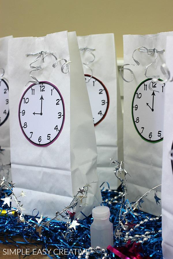 Countdown Goodie Bags