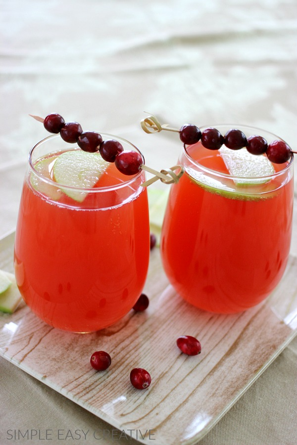 Mocktail for the holidays