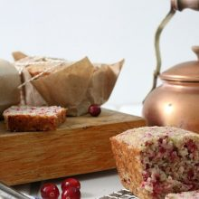 Cranberry Bread: Quick Bread Recipe