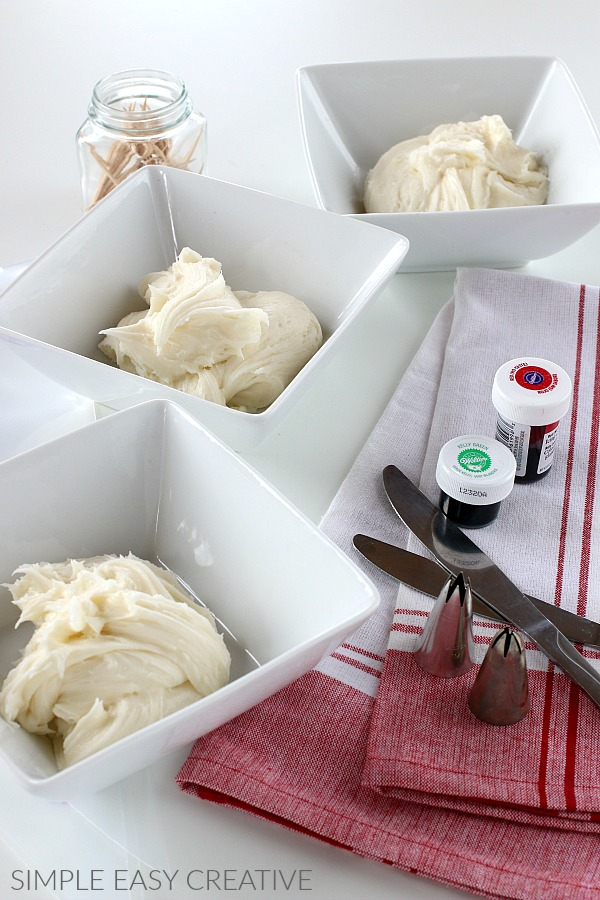 Cream Cheese Mints supplies