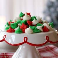 Cream Cheese Mints for Christmas