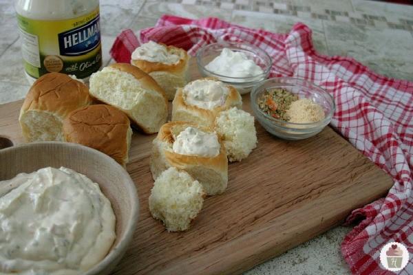 Creamy-Veggie-Dip