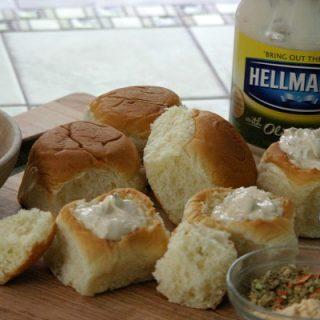 Creamy Vegetable Dip Recipe