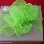 Creative Gift Wrapping | from HoosierHomemade.com