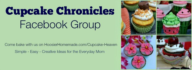 Cupcake Chronicles Facebook Group Cover