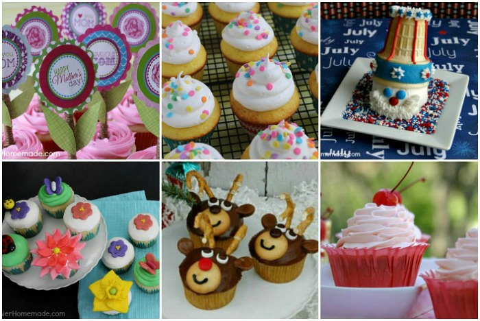 Sign up for Cupcake Chronicles Newsletter! It's FREE! Bi-monthly newsletter with cupcake recipes, designs and a FREE Printable!