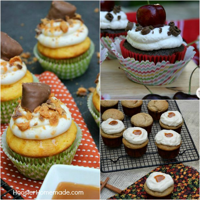 Cupcake Filling Recipes