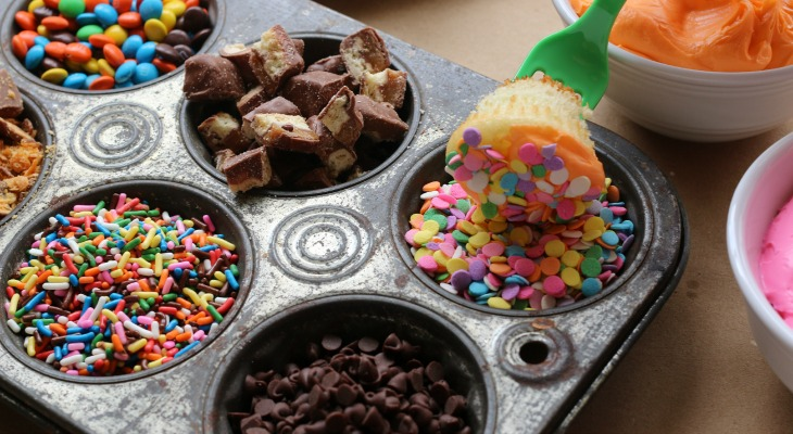 Cupcake Fondue-feature