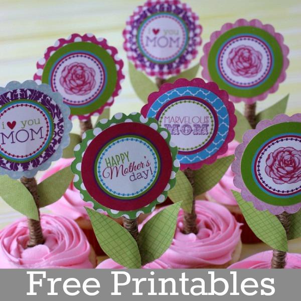 Cupcake-Heaven-Printables