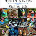 Cupcake Recipes and Decorations for a Year on HoosierHomemade.com