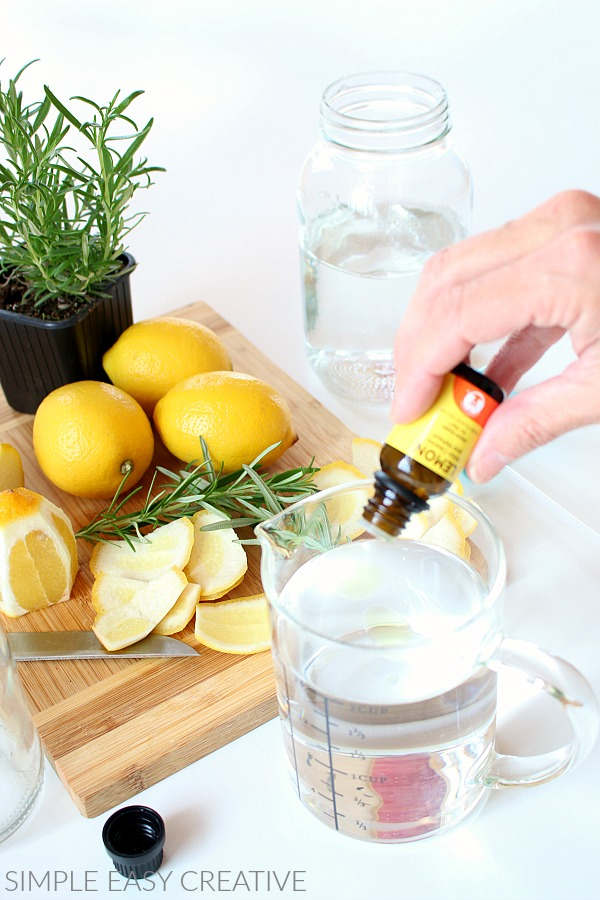 DIY All-Purpose Cleaner - Hoosier Homemade