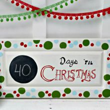 DIY-Chalkboard-Polka-Dot-Christmas-Countdown-Sign-220