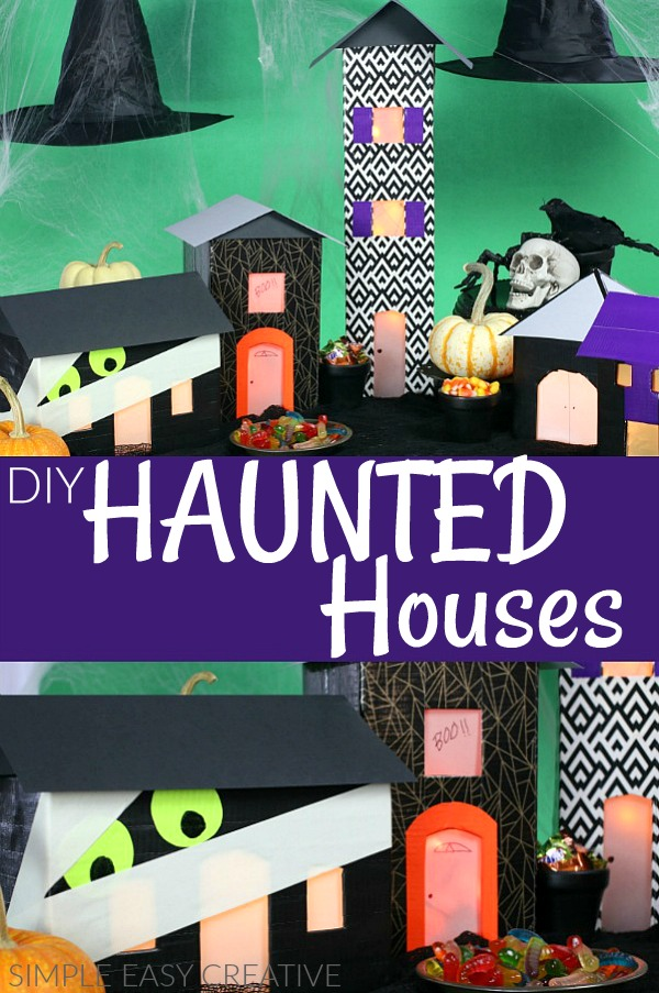 DIY Haunted Houses