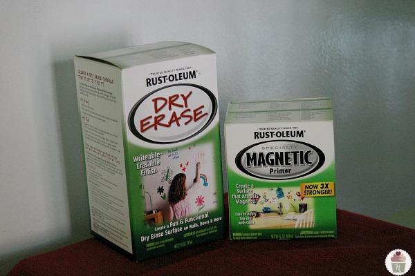 diy magnetic dry erase wall hoosier homemade