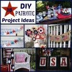 18 DIY Patriotic Crafts and Decorations
