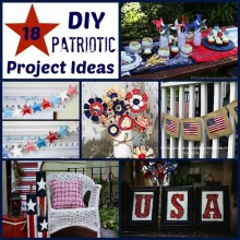 DIY Patriotic Project Ideas