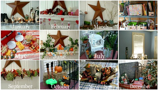 High Quality Best Of 2011 Decorating Ideas. January .