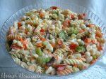 Weekly Menu Plan ~ Deli-Style Pasta Salad